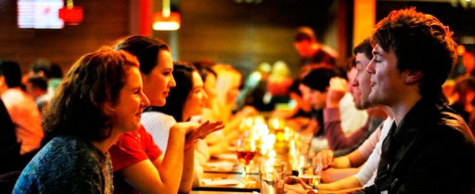 Бизнес-идея организация быстрых свиданий