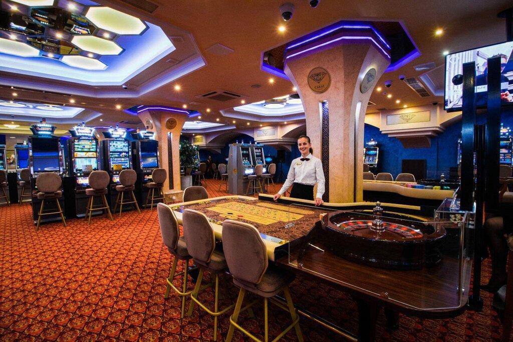 Игровые автоматы в казино Русский Вулкан