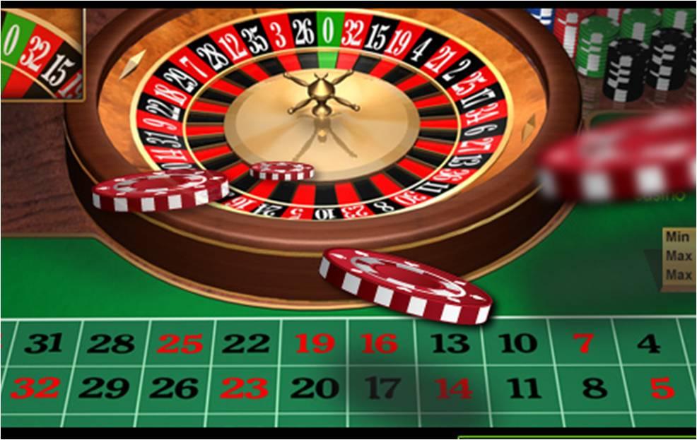 Тактики игры в казино или как остаться с плюсом?