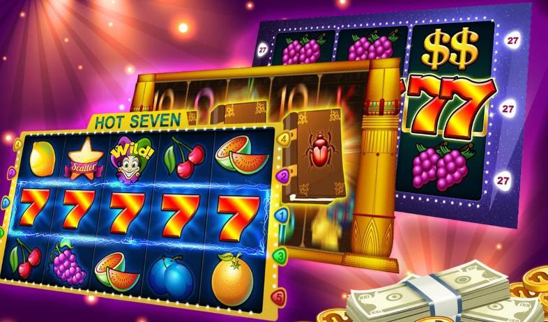 Оригинальные игровые автоматы Gmslots казино
